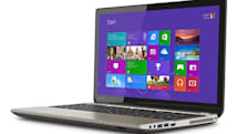 Toshiba's first 4K laptop arrives next week for $1,500