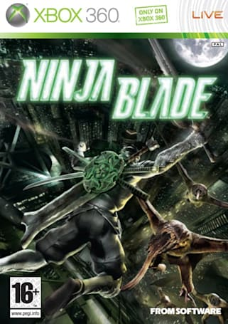 Engadget's recession antidote: win a copy of Ninja Blade for Xbox 360!