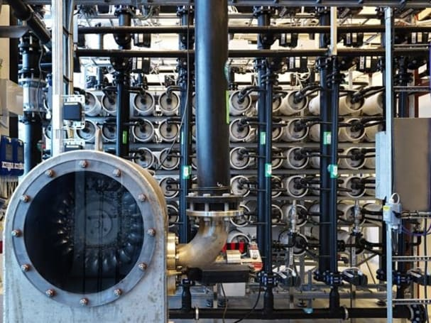 Norway's Statkraft kick-starts world's first osmotic power plant