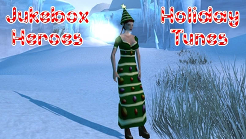 Jukebox Heroes: MMO holiday tunes