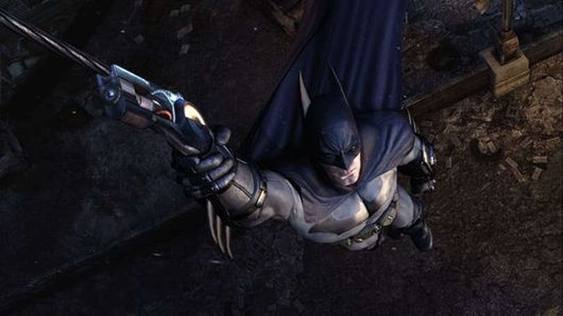Batman: Arkham City swoops to PC on November 18
