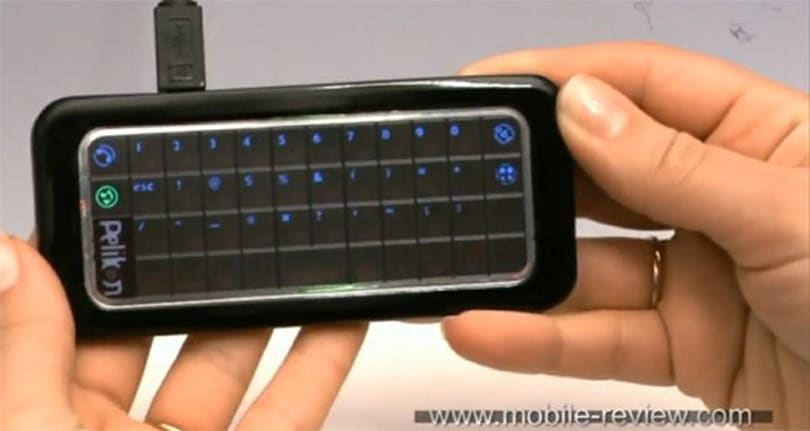 Pelikon's MorphPad demoed, combines touchpad, morphing keyboard into one awesome rectangle
