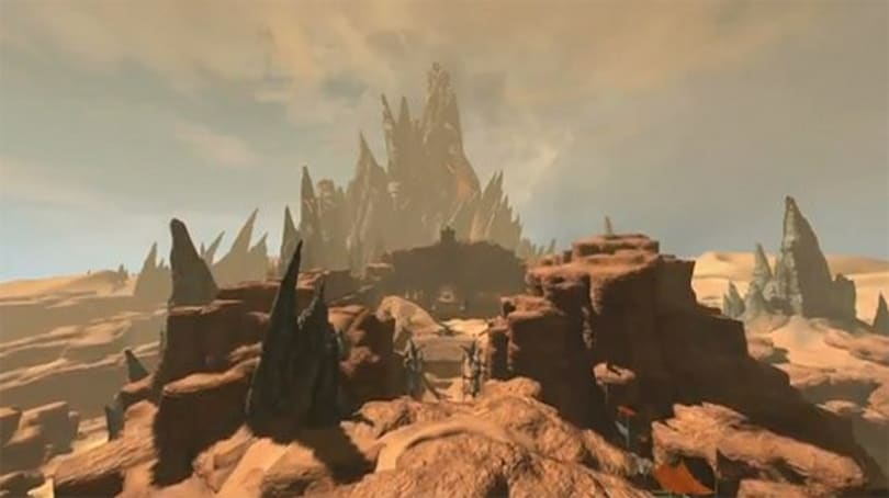 Funcom teases Age of Conan Secrets of the Dragon's Spine trailer