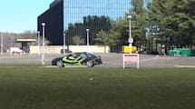 NVIDIA testet fahrerloses Auto in Kalifornien