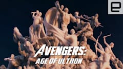 How a design firm built the 'Avengers: Age of Ultron' statue