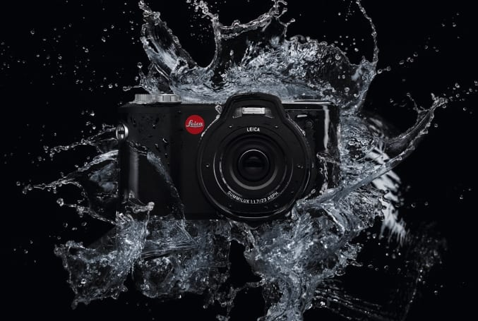 Leica's X-U is the most stylish ruggedized camera you'll find