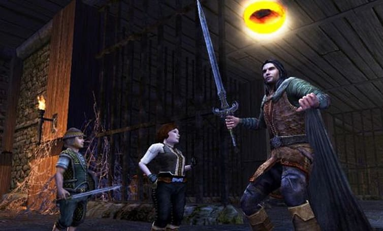 Turbine lifts The Lord of the Rings Online beta NDA