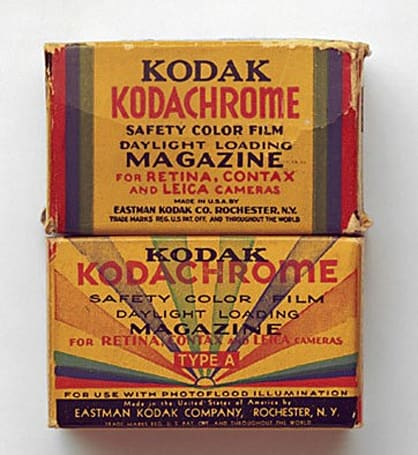 Kodak ending KODACHROME run after 74 years, still can't get that Paul Simon song out of its head