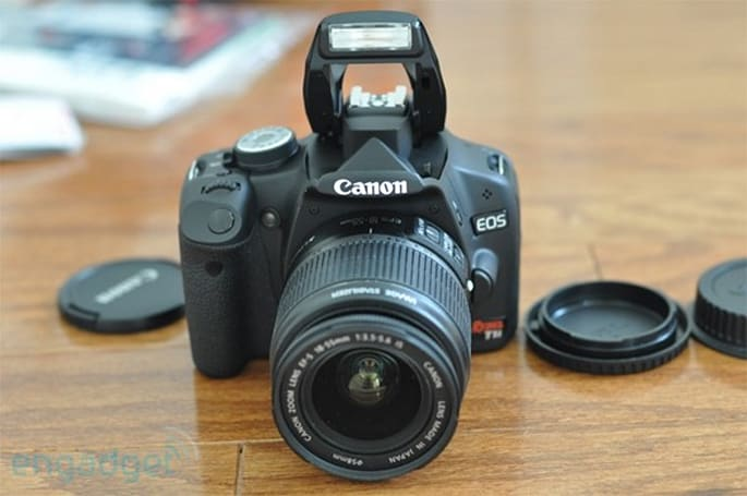 How would you change Canon's T1i DSLR?