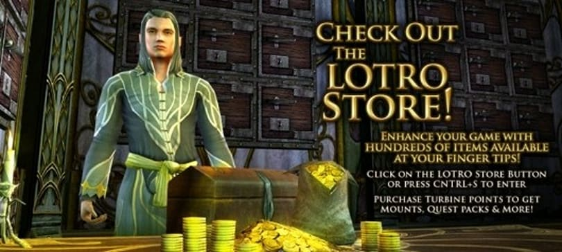 LotRO players take on project to catalogue the in-game store