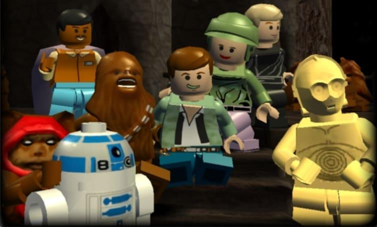 LEGO Star Wars travels to an iOS device not so far, far away