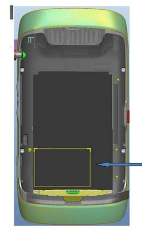 BlackBerry Torch 9860 lighting up the FCC? (Update: frequencies added)