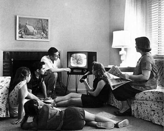 Late mid-week shocker: young adults get their 'news' from the 'net, not from television