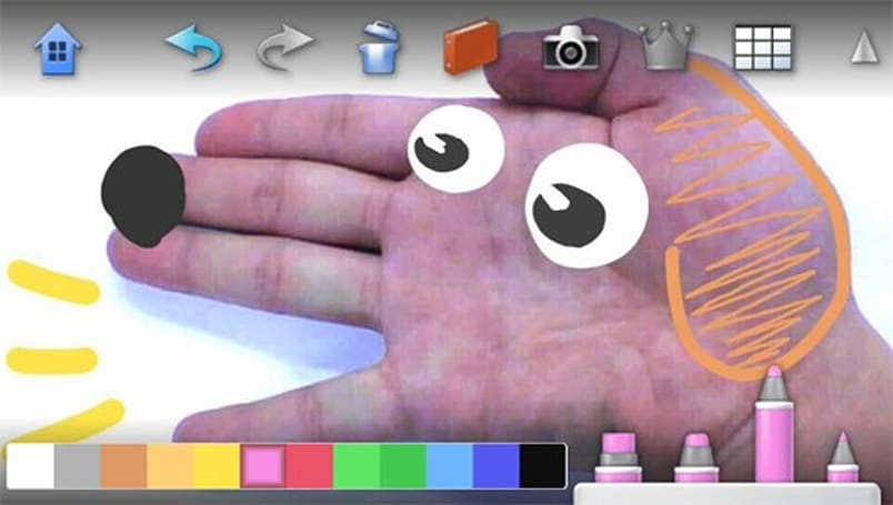 PS Vita getting 3 free apps: Paint Park, Treasure Park and Wake Up Club