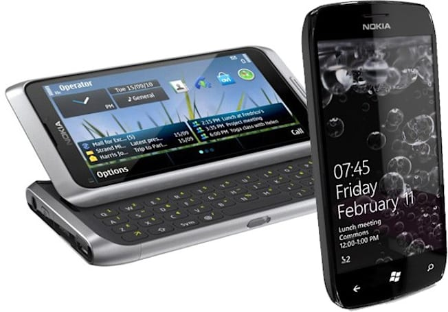 Nokia giving developers free E7 and Nokia WP7 handsets