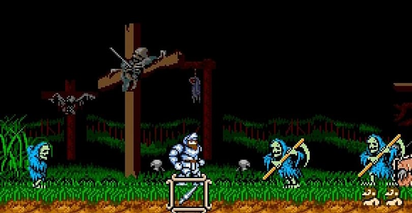 VC Tuesday: Super Pole 'n Ghosts