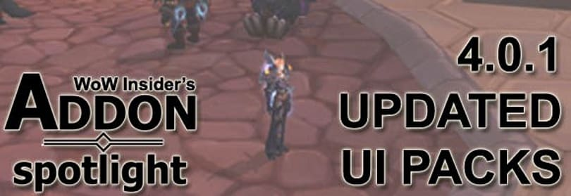 Addon Spotlight: Updated UI packages for 4.0.1