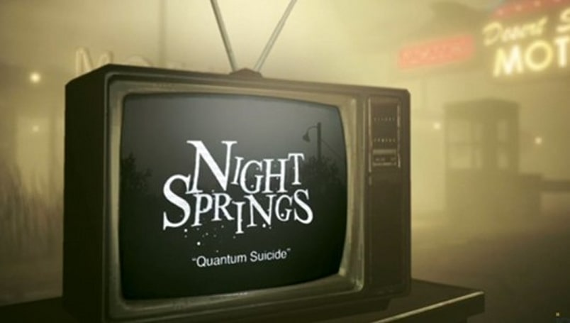 Alan Wake's Night Springs: The Complete Series - 'Quantum Suicide' and 'Absence of Creativity'