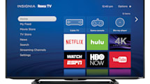 The first 4K Roku TVs hit Best Buy for $400 and up