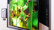 Eyes-on with LG's 55-inch Gallery OLED TV (video)