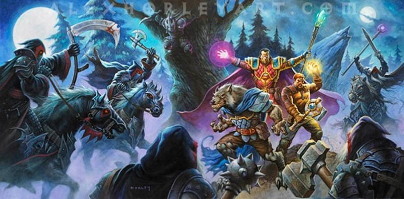 Review of World of Warcraft: Dark Riders