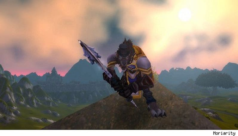 "15 Minutes of Fame: World of Warcraft player ""levels down"" with game-related diet"