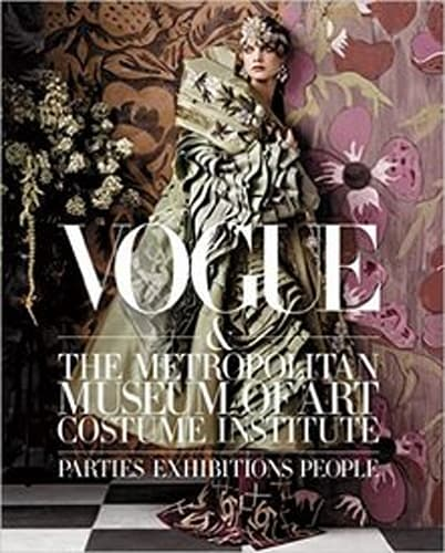 Vogue and The Metropolitan Museum of Art Costume Institute coffee table book