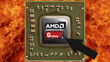 AMD reveals G-Series X embedded chips, drops a little ARM-powered bombshell