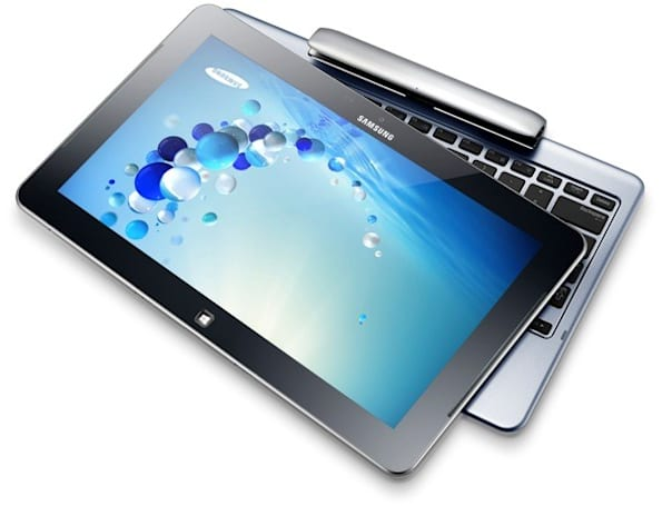 Samsung calling its dockable Windows 8 tablets ATIV Smart PC and Smart PC Pro outside the US