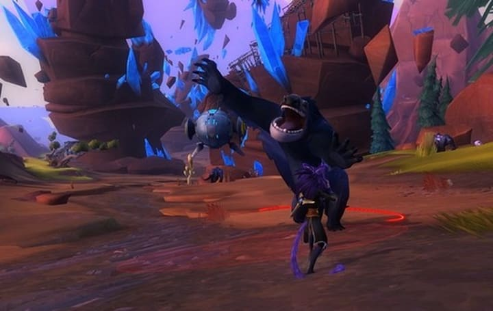 Hands-on with WildStar's Scientist path and Esper class