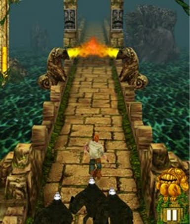 Temple Run downloaded over 2.5 million times on Christmas day