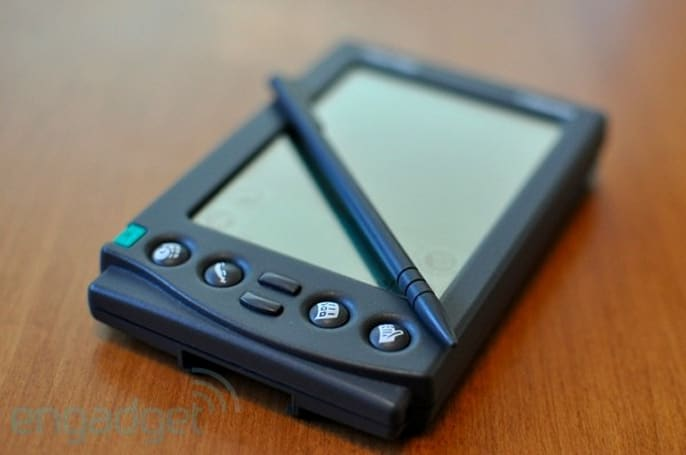 USRobotics PalmPilot Personal review