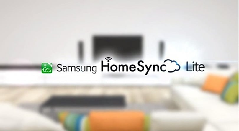 Samsung intros HomeSync Lite: a personal cloud, hosted from your PC