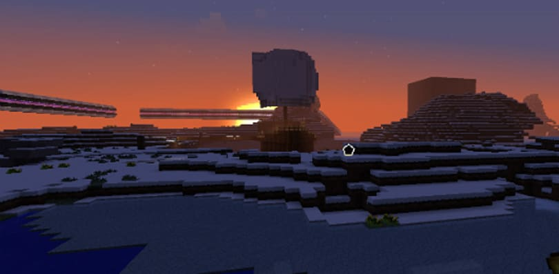 Rise and Shiny: Minecraft
