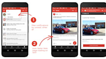 Google+ tweaks Android app to load websites faster over WiFi