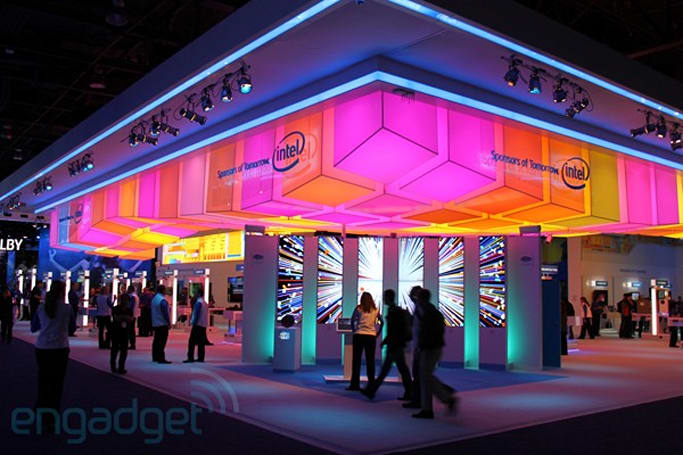 Intel merges four mobile units into one, argument over parking spaces forthcoming