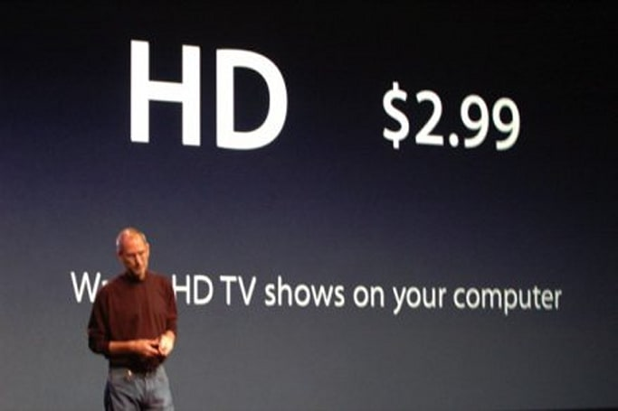 Apple pushing to cut the prices of TV episodes on iTunes?