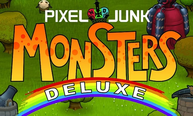 PixelJunk Monsters Deluxe on UMD in North America this April
