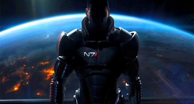 Mass Effect film script in the hands of 'Rescue Me' assistant editor