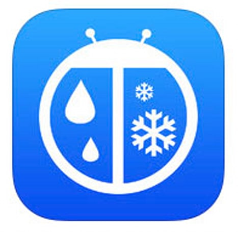 WeatherBug for iOS has been revamped with better real-time lightning features