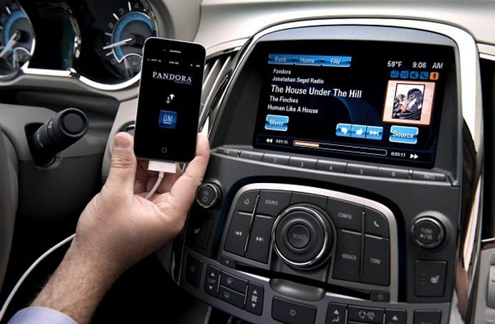 Buick, GMC getting IntelliLink smartphone connectivity