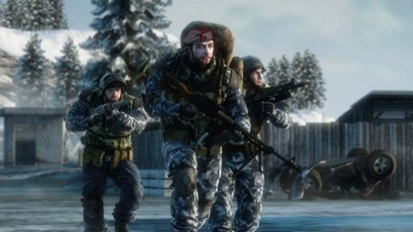 Battlefield: Bad Company 2 deploys 'Map Pack 4'