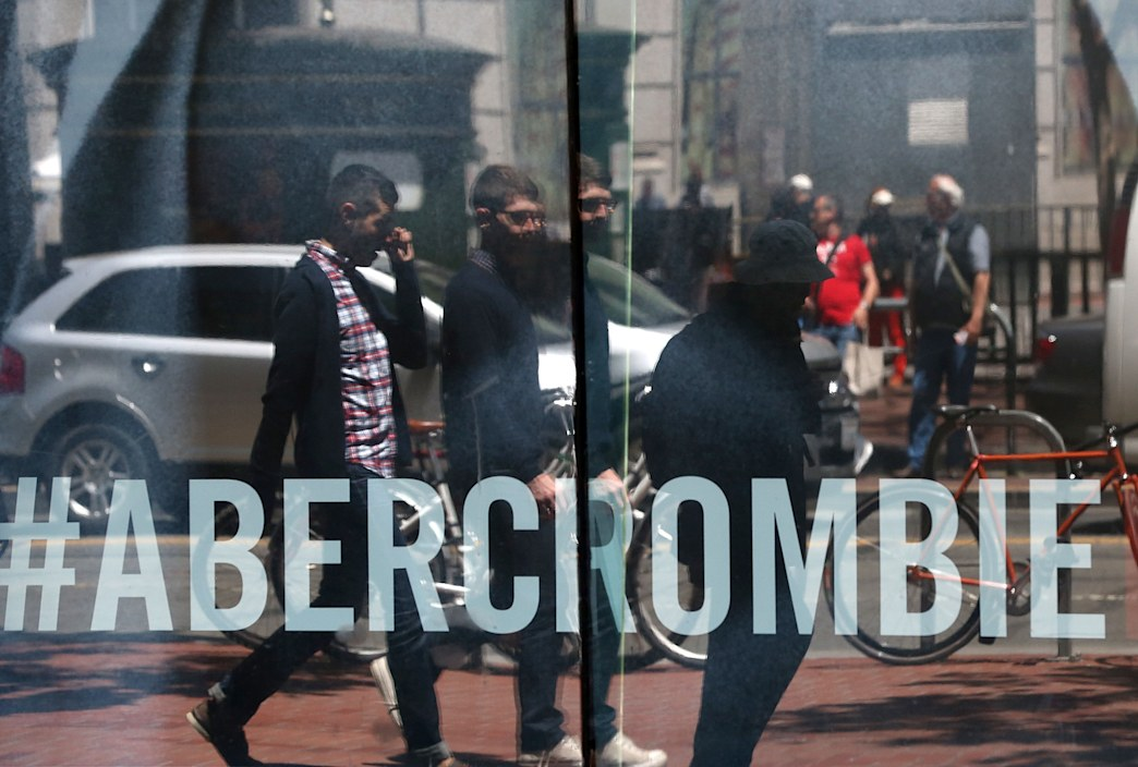 Abercrombie & Fitch CEO Michael Jeffries steps down, effective immediately