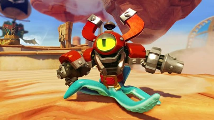 Skylanders: Swap Force swaps next-gen release date, out tomorrow