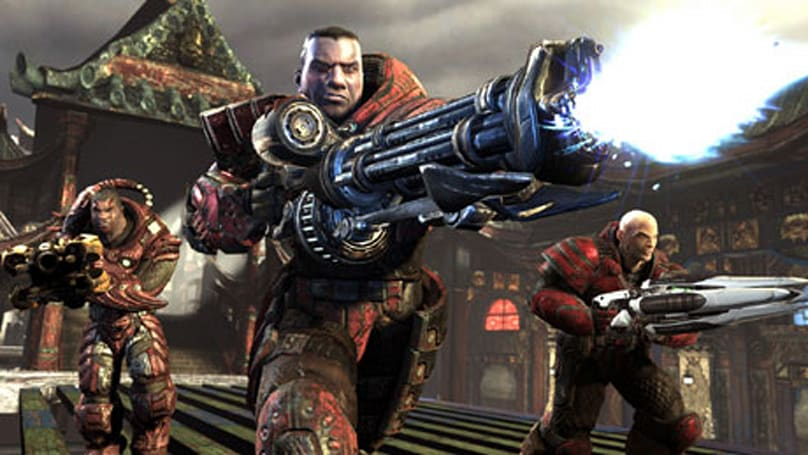Unreal Tournament 3 gets no demo on PS3, PC in the clear