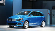 Mercedes-Benz introduces B-Class Electric Drive, we go eyes-on