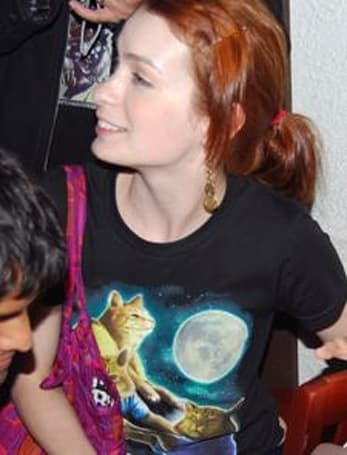 BlizzCon 2009: WoW.com interviews Felicia Day