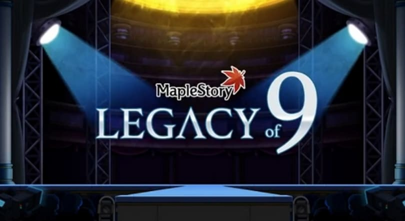 MapleStory's Legacy of Nine update marks anniversary