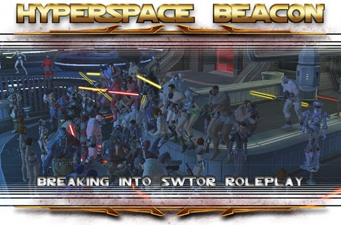 Hyperspace Beacon: Breaking into SWTOR's roleplay community