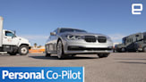 BMW Personal Co-Pilot: Hands-on